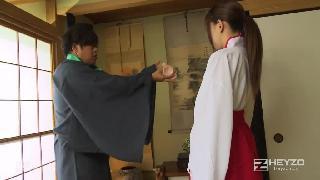 淫乱神社のオキテ Z6