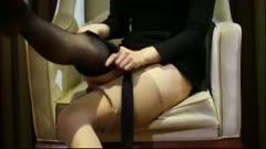 红色妖姬18年最新丝袜高跟SM大片红黄双辣交响乐X10