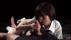 美女打飞机系列:MikuAsou-051