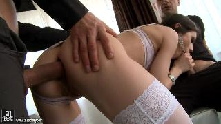 Anal Stretching Session Z2